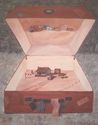 Acrylic on Canvas, 89cm x 106cm