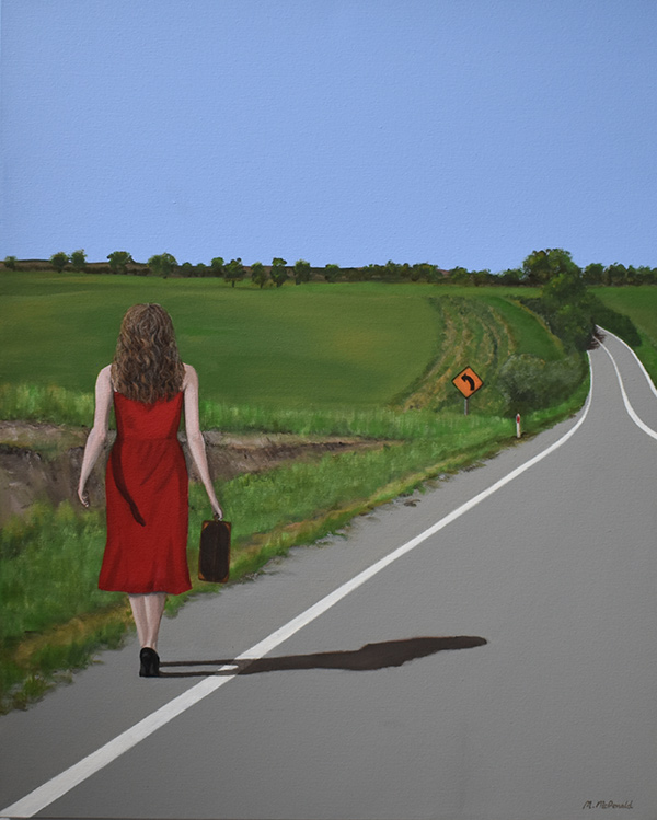 Megan McDonald - Destination Unknown
